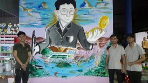 วาดภาพกำแพงโรงเรียน 190121 0001