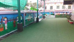 วาดภาพกำแพงโรงเรียน 190121 0006